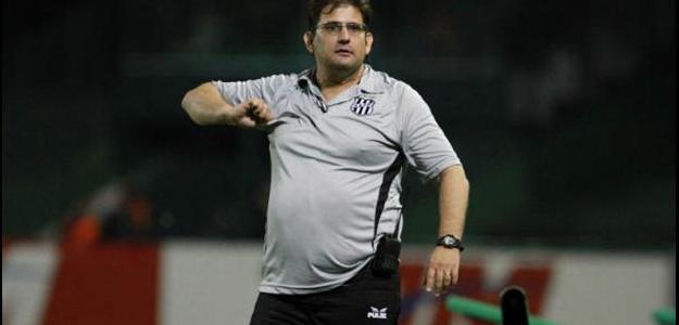 Guto Ferreira levou a Ponte Preta de volta à primeira divisão do Brasileiro