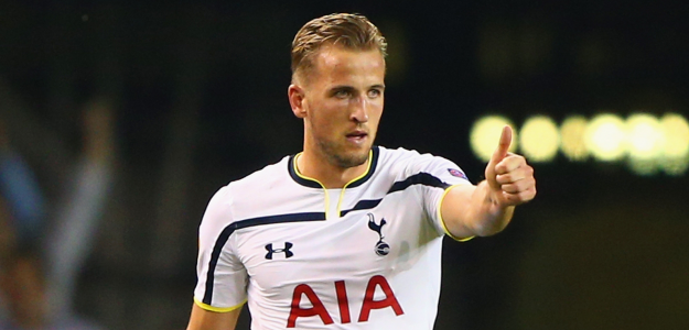 Harry Kane pode estar perto do Manchester United