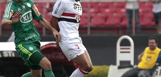 Henrique defendeu o Palmeiras em 2008 e depois de 2011 a 2014