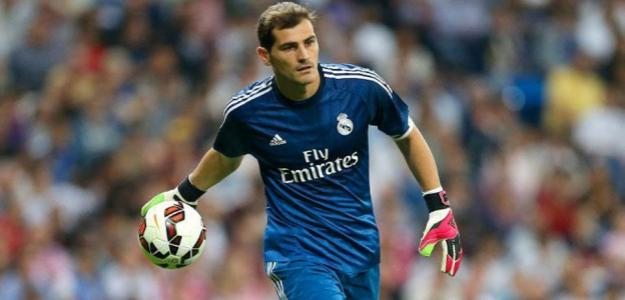Iker Casillas é a favor da chegada de David de Gea ao Real Madrid