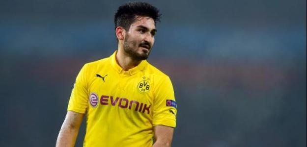 Ilkay Gundogan tem contrato com o Borussia Dortmund até 2016