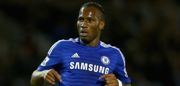 Didier Drogba fez uma temporada apagada no Chelsea