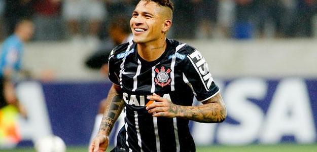 Paolo Guerrero tem contrato com o Corinthians até 15 de julho