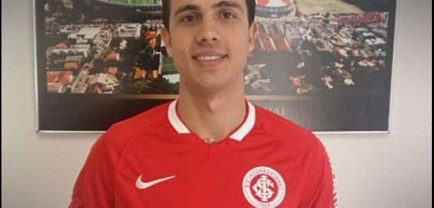 No Inter, o atacante vestirá a camisa 7