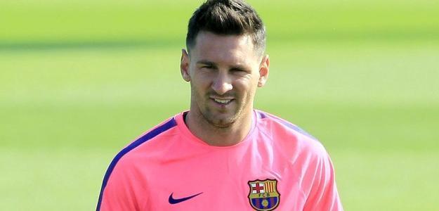 Messi teve a chance de deixar o Barcelona