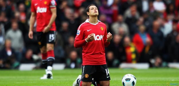 Javier Chicharito Hernandez pode pintar na Série A Tim na próxima temporada