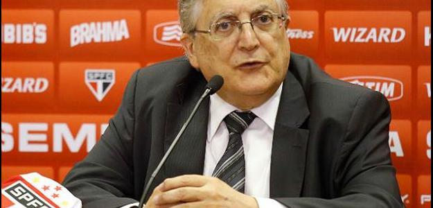 Vice-presidente de administração, João Paulo de Jesus Lopes está otimista (Rafae