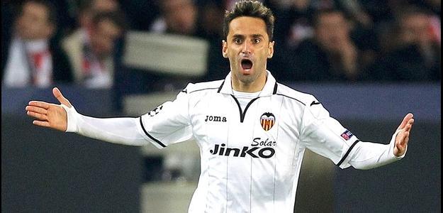 Jonas está sem clube após rescindir contrato com o Valencia