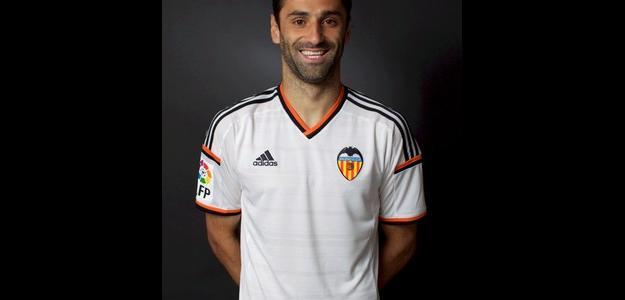 Jonas foi o autor de 35 gols em 102 jogos pelo Valencia