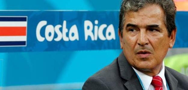 Jorge Luis Pinto levou a Costa Rica até as quartas de finais da Copa do Mundo no