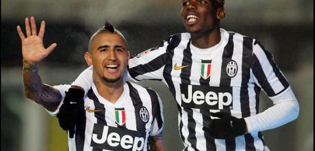 Pogba são destaques do clube italiano já algum tempo
