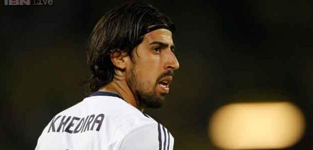 Khedira disse estar cansado e por isso quis sair do Real Madrid
