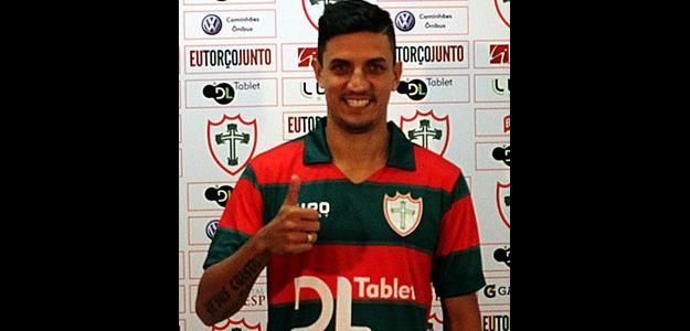 Léo Costa chega para reforçar o meio-campo da Lusa