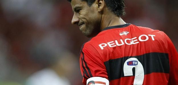 Léo Moura deve ir para a MLS e deixar o Flamengo