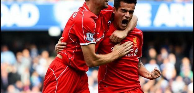 O meia brasileiro Philippe, renovou contrato com Liverpool até 2020