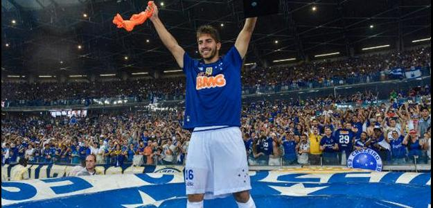 ucas Silva acabou de conquistar o título do Campeonato Brasileiro pelo Cruzeiro