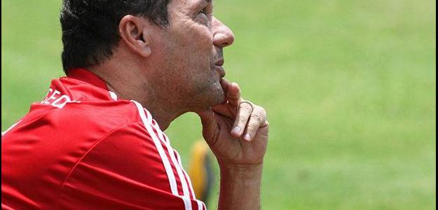 Flamengo oficializou a renovação de contrato com Luxemburgo