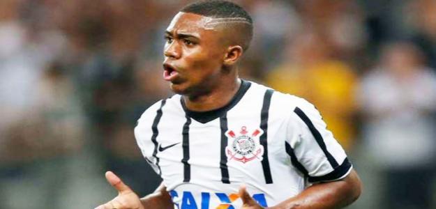Malcom pode estar perto de deixar o Corinthians