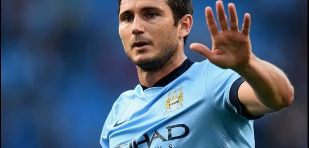 Lampard não comemorou o gol contra o Chelsea