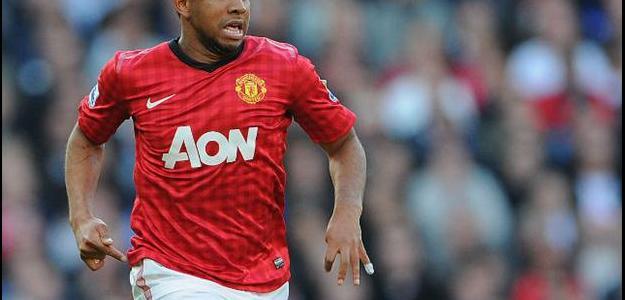 Anderson não está nos planos do Manchester United para a temporada e deve deixar