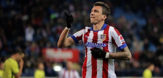 Apesar da 'seca' de gols nos últimos jogos, Mandzukic segue sendo especulado em vários clubes europeus