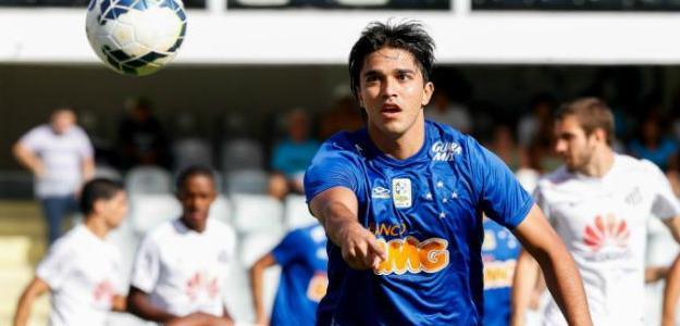 Marcelo Moreno é o artilheiro do Cruzeiro no Campeonato Brasileiro