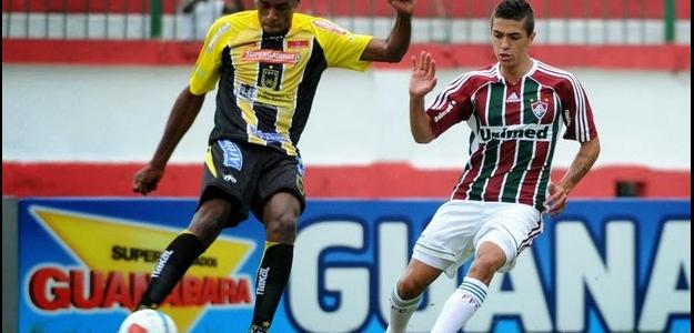 Marcelo é zagueiro do Volta Redonda