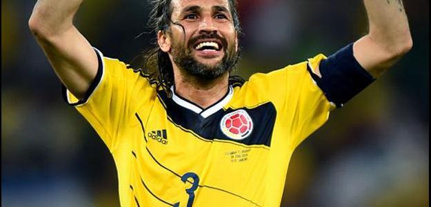 Mario Yepes acertou por um ano com o San Lorenzo