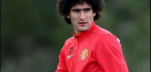 Meia belga Marouane Fellaini quer reencontrar seu melhor futebol no Manchester