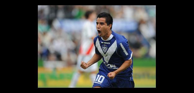 Maxi Moralez é pretendido pelo Palmeiras