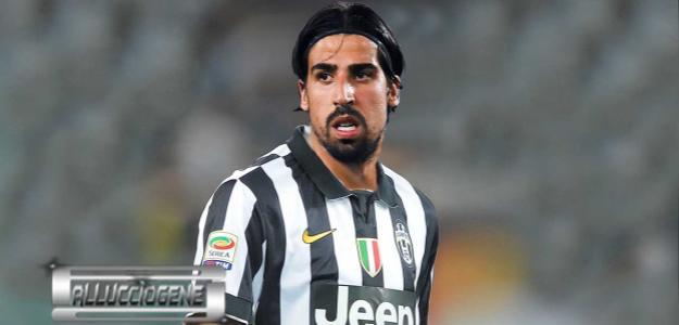 Khedira chega a Juventus e já projeta nova final da Champions