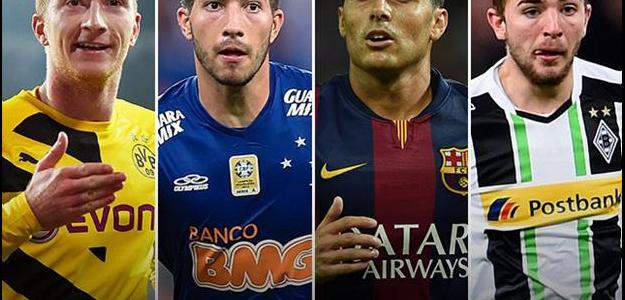 Arsenal sonha com Marco Reus, Lucas Silva, Pedro e Christoph Kramer em janeiro