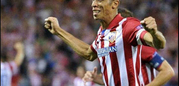 Miranda é um dos principais jogadores do Atlético de Madri, mas pode sair