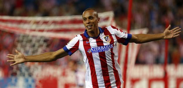 Miranda se tornou um dos principais jogadores do Atlético de Madrid