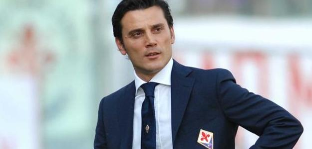 Vincenzo Montella pode trocar a Fiorentina pelo Milan