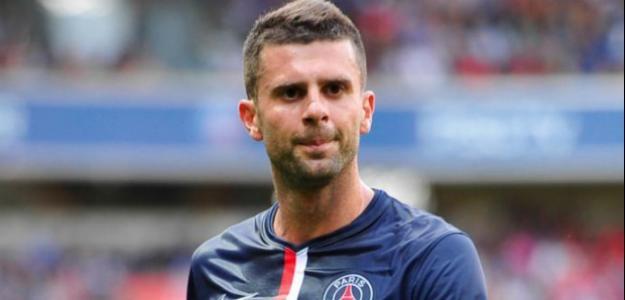 O meio-capista está no Paris Saint-Germain desde 2012
