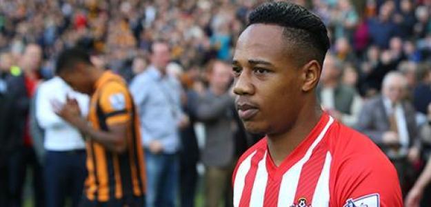 Nathaniel se destacou com a camisa do Southampton nesta temporada