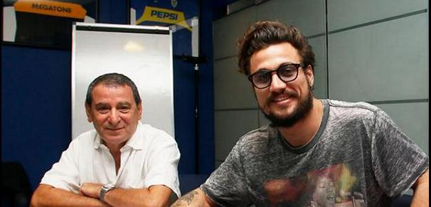 Boca Juniors oficializa acerto com Osvaldo