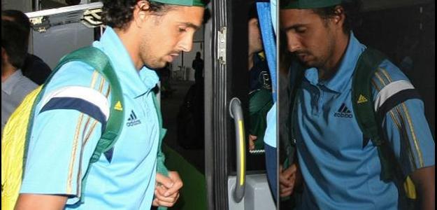 Atacante Diogo vive os últimos meses de seu contrato com o Palmeiras