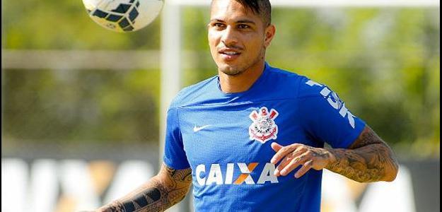 Paolo Guerrero negocia renovação de contrato com Corinthians