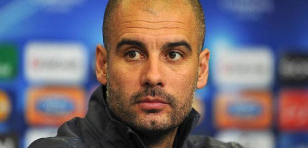 Pep Guardiola pode ser o treinador do Manchester City na próxima temporada
