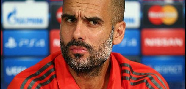 Guardiola se mostrou tranquilo com desejo do Manchester United por seus atletas