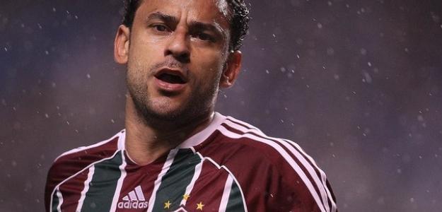 Fred está com seus dias contados no Fluminense