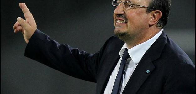 Técnico Rafa Benítez se mostrou tranquilo com as críticas recebidas na temporada