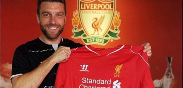 O atacante da Seleção inglesa agora atuará no Liverpool