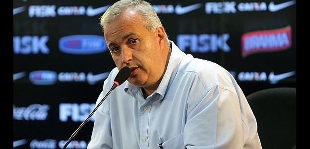 Roberto de Andrade é eleito o novo presidente do Corinhians