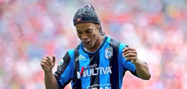 Negociações entre Ronaldinho Gaúcho e Cruzeiro avançam