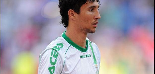 Ryder Mattos chegou a vestir a camisa do Córdoba, da segunda divisão da Espanha