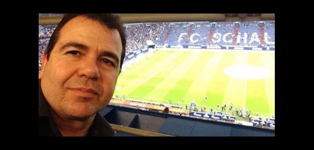 nderson Moreira está na Alemanha e, antes, assistiu Chelsea x Leicester em Londr