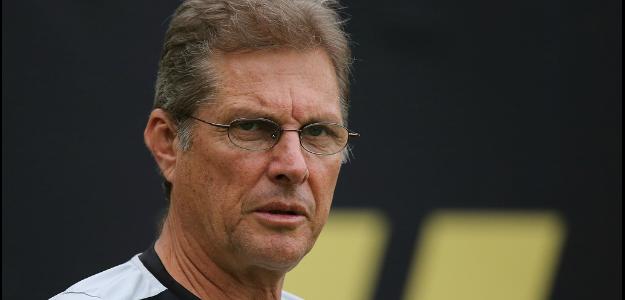 Oswaldo deve comandar o Corinthians em 2015